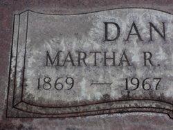 Martha Rosetta <I>Richards</I> Daniels
