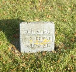 A E Downe