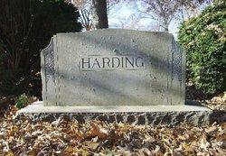 Julia <I>Hurst</I> Harding