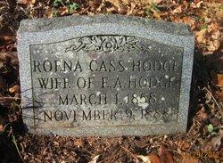 Roena <I>Cass</I> Hodge