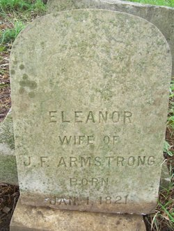 Eleanor <I>Nyce</I> Armstrong