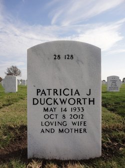 Patricia J <I>Wylie</I> Duckworth