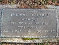 Frederick Lee Earls