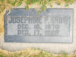Josephine Pauline <I>Sorensen</I> Grow