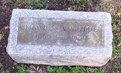 Francis A. VanLue