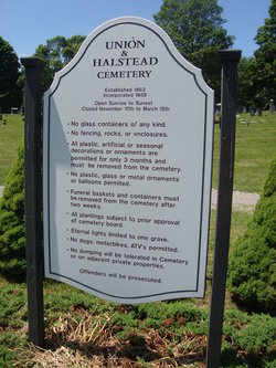 Union and Halstead Cemetery
