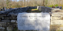 Gabriel Butler Cemetery