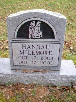 Hannah Faith McLemore