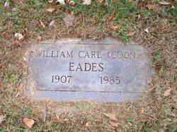 "William Carl ""Coon"" Eades"