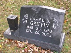 "Harold Donald ""Curly"" Griffin"