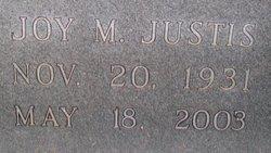 Joy Maurice Justis