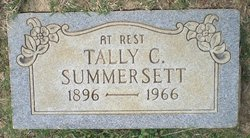 Tally C Summersett