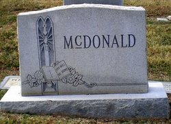 Margaret <I>Walker</I> McDonald