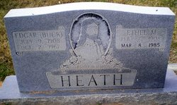 "Edgar ""Buck"" Heath"