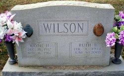 Wayne Hord Wilson