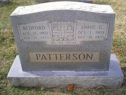 Bedford Patterson