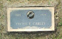 Lucile H <I>Larson</I> Carley