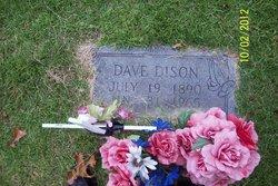 """William David """"Dave"""" Dison"""