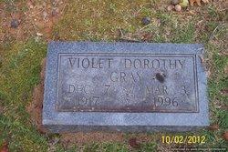 Violet Dorothy Gray