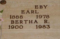 Bertha Regina <I>Lugnet</I> Eby