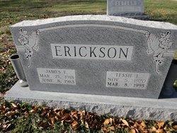 James E Erickson