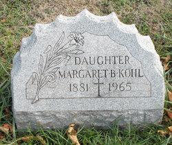Margaret B Kohl