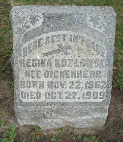 Regina <I>Dickennerr</I> Kozlowski