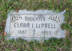 Clara I LePrell
