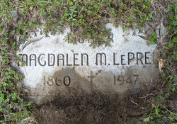 Magdalen M LePrell