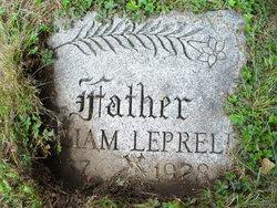 William Leprell