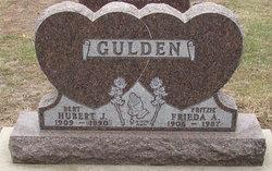 Hubert J Gulden