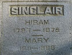 Hiram Sinclair