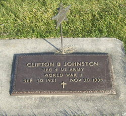 Clifton B. Johnston