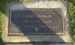 J. Alan Ensrud
