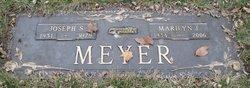 Marilyn J <I>Gardner</I> Meyer