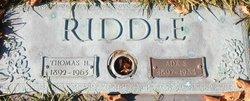 Ada Eva Riddle <I>Silver</I> Dockings