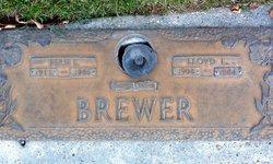 Fern Ima <I>Campbell</I> Brewer