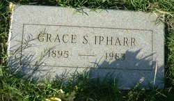 Grace S <I>Taylor</I> Ipharr