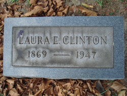 Laura E. <I>Thomas</I> Clinton