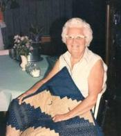 Eleanor Ovitt <I>Adams</I> Webster