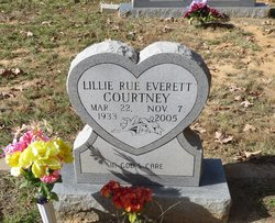 Lillie Rue <I>Everett</I> Courtney