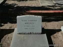 Pearle <I>Kammerer</I> Whelpley