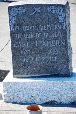 Earl Roy Joseph Ahern