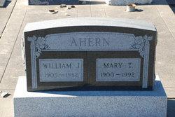 William J Ahern