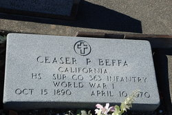 Ceaser P Beffa
