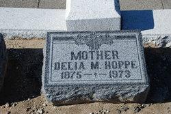 Delia M Hoppe
