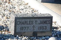 Charles T James