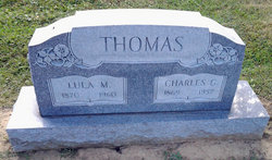 Lula M. Thomas