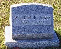 William H Jones