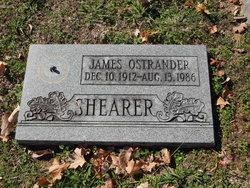James Ostrander Shearer